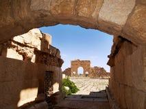 Alte römische Architektur Lizenzfreie Stockfotografie