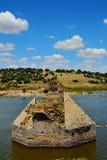 Alte römische Brücke Lizenzfreie Stockfotografie