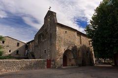 Alte römische Kirche Lizenzfreie Stockfotografie