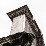 Alte römische Ruinen Stockbilder