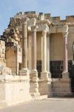 Alte römische Stadt Nationalpark nahe Beit Shan israel Stockfotografie