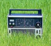 Alte Radionahaufnahme Lizenzfreie Stockfotografie