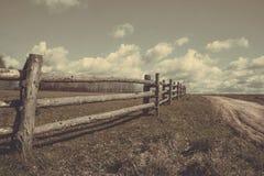 Alte Ranch stockfotos
