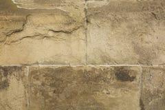 Alte raue Beschaffenheit der Betonmauer Lizenzfreie Stockbilder
