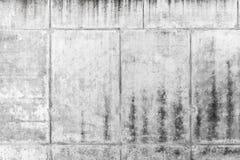 Alte raue graue Betonmauer, Hintergrundbeschaffenheit Stockbilder