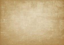 Alte raue und befleckte Papierbeschaffenheit Lizenzfreies Stockfoto