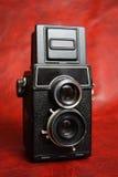 Alte Reflexkamera Stockfotografie