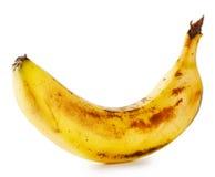 Alte reife Banane Lizenzfreies Stockfoto
