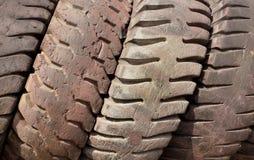 Alte Reifen Stockfotografie