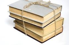 Alte Retro- Bücher Stockbilder