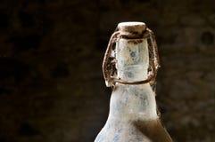 Alte Retro- Flasche Limonade Stockfotos