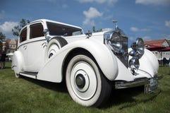 Alte Rolls Royce Lizenzfreies Stockfoto