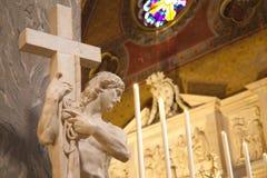 Alte Rom-Skulpturen, Rom stockbilder