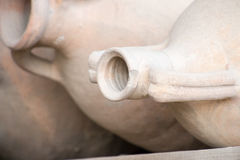 Alte Roman Pompei-Ruinen Lizenzfreie Stockfotografie