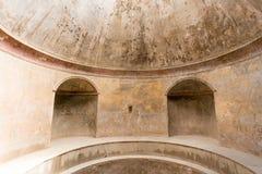 Alte Roman Pompei-Ruinen Stock Images