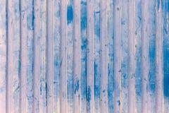 Alte rosa und blaue Wandbeschaffenheit Stockbild