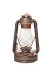 Alte rostige Öllampe Lizenzfreie Stockfotografie
