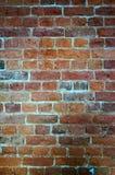 Alte rote Backsteine, Weinlesewand Lizenzfreies Stockfoto