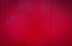 Alte rote Wand Lizenzfreie Stockfotos