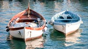 Alte Rowboats stockfoto