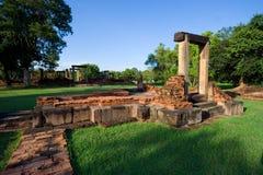Alte Ruine Stockbilder