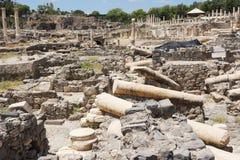 Alte Ruinen Stockfoto
