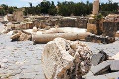 Alte Ruinen Stockbild