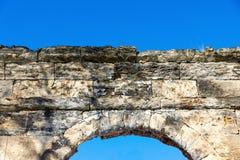 Alte Ruinen eines Steins Lizenzfreie Stockbilder