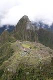 Alte Ruinen von Machu Picchu lizenzfreie stockfotografie
