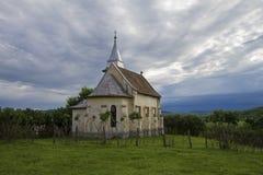 Alte rumänische Kirche Stockbild