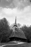 Alte rumänische Kirche Lizenzfreies Stockfoto