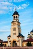 Alte rumänische Kirche Lizenzfreie Stockfotografie