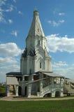 Alte russische Architektur Lizenzfreies Stockfoto