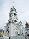 Alte russische Kathedrale Lizenzfreies Stockfoto