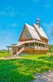Alte russische Kirche in Suzdal der Kreml Stockbilder