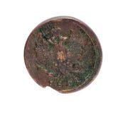 Alte russische Münze Lizenzfreie Stockbilder
