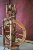 Alte russische spinnery Maschine Stockbilder
