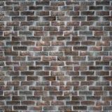 Alte rustikale Backsteinmauer Stockbilder