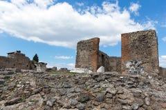 Alte rzymianin pompei obrazy royalty free