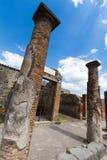 Alte rzymianin pompei zdjęcie royalty free