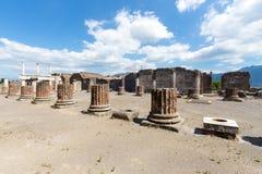 Alte rzymianin pompei zdjęcia stock