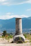 Alte rzymianin pompei fotografia royalty free