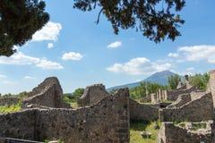Alte rzymianin pompei zdjęcia royalty free