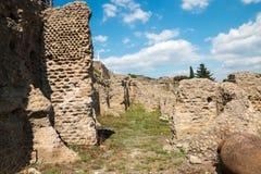 Alte rzymianin pompei obraz stock