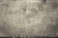 Alte schäbige Haut der dunklen beige Farbe mit Glanz Stockfotografie
