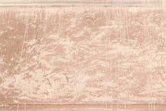 Alte schäbige Oberfläche mit Sprüngen Stockfoto
