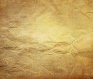 Alte schäbige Papierbeschaffenheiten Stockbild