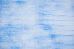 Alte schädigende gebrochene Farben-Wand, Schmutz-Hintergrund, blaue Farbe Stockfoto