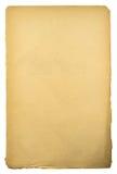 Alte Schafe des Papiers Lizenzfreies Stockbild