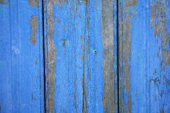 Alte Schalen-gebrochene hölzerne Wand nahtlos Lizenzfreie Stockfotos